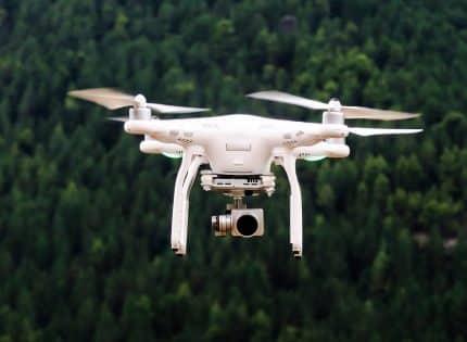 Est-il possible de trouver un pilote de drones ?
