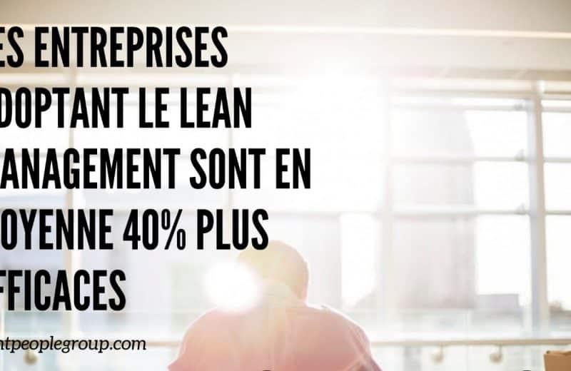 Devenez plus rentable grâce à la méthode Lean