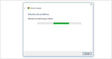 Comment débloquer Windows Update ?