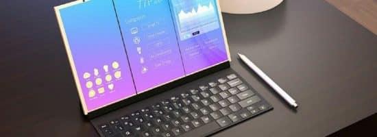 Les smartphones flexibles