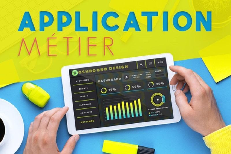 Qu'est-ce qu'une application métier ?