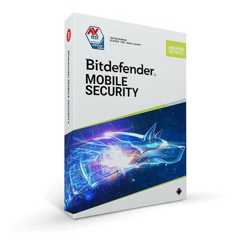 L'antivirus Bitdefender Mobile Security