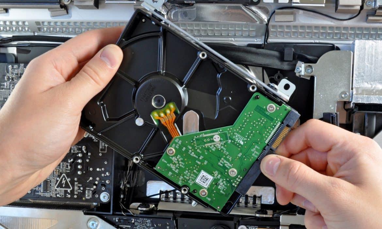 Comment récupérer les données sur un disque dur?