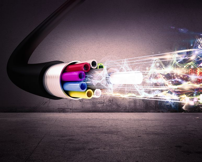 Quel est l'intérêt de préférer la fibre optique à l'ADSL?