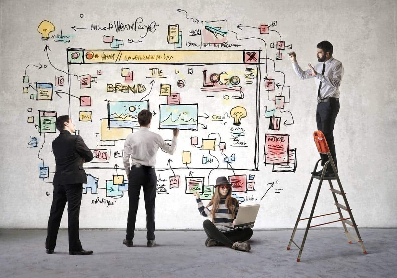 création site web stratégie digitale