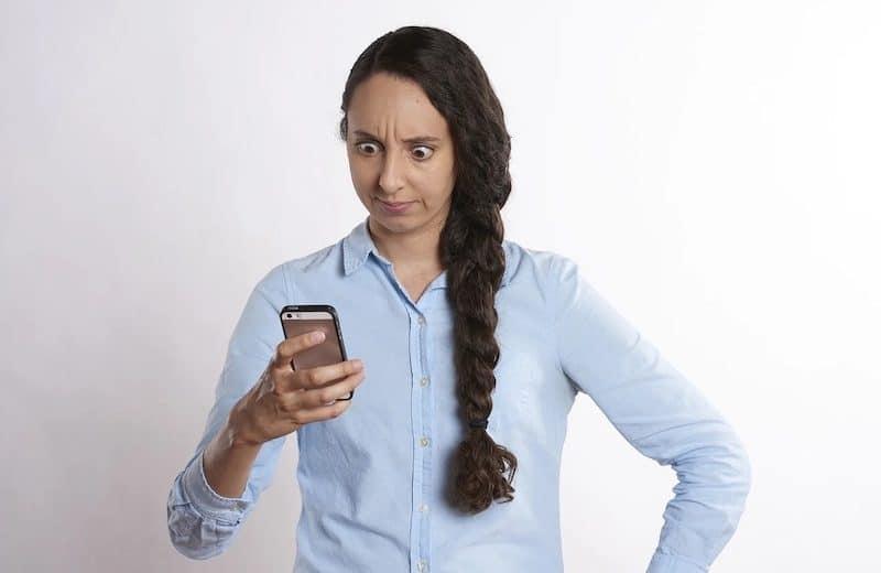 Verifier numéo de téléphone portable